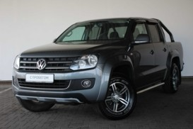 Volkswagen Amarok 2010 г. (серый)