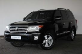 Toyota Land Cruiser 2012 г. (черный)