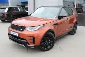 Land Rover Discovery 2018 г. (оранжевый)