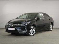Toyota Corolla 2017 г. (черный)