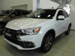 Mitsubishi ASX 2019 г. (белый)