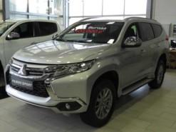 Mitsubishi Pajero Sport 2019 г. (серебряный)