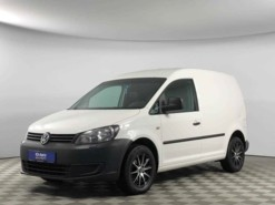 Volkswagen Caddy 2012 г. (белый)