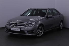Mercedes-Benz C-klasse 2013 г. (серый)