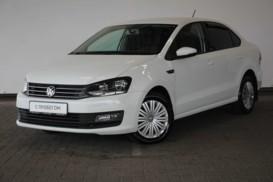 Volkswagen Polo 2016 г. (белый)
