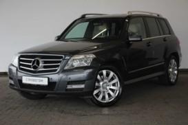 Mercedes-Benz GLK 2010 г. (серый)