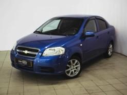 Chevrolet Aveo 2009 г. (синий)