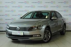 Volkswagen Passat 2016 г. (серебряный)