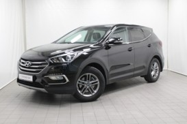 Hyundai Santa FE 2017 г. (черный)