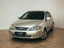 Chevrolet Lacetti 2011 г. (серебряный)