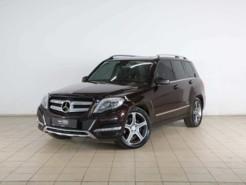 Mercedes-Benz GLK 2012 г. (коричневый)