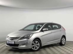 Hyundai Solaris 2014 г. (серый)
