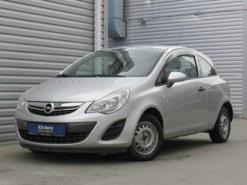 Opel Corsa 2011 г. (серебряный)