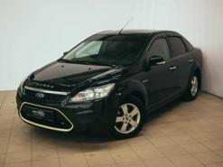 Ford Focus 2008 г. (черный)