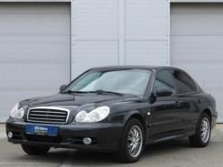 Hyundai Sonata 2011 г. (черный)