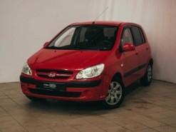 Hyundai Getz 2007 г. (красный)