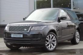 Land Rover Range Rover 2018 г. (серый)