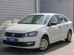 Volkswagen Polo 2018 г. (белый)