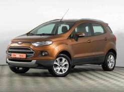 Ford EcoSport 2016 г. (коричневый)