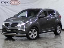 Kia Sportage 2013 г. (серебряный)