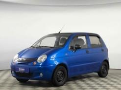 Daewoo Matiz 2012 г. (синий)