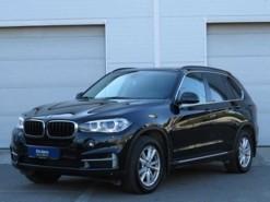 BMW X5 2017 г. (черный)