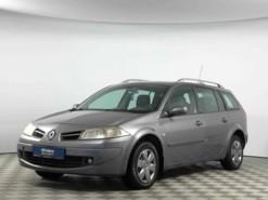Renault Megane 2008 г. (серый)