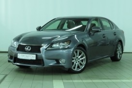 Lexus GS 2012 г. (серый)