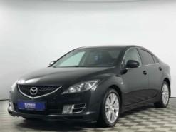 Mazda 6 2008 г. (черный)