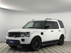Land Rover Discovery 2014 г. (белый)