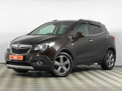 Opel Mokka 2014 г. (коричневый)