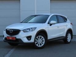 Mazda CX-5 2014 г. (белый)