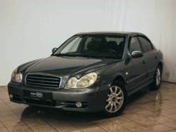 Hyundai Sonata 2005 г. (серый)