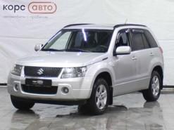 Suzuki Grand Vitara 2005 г. (серебряный)