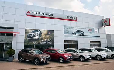 Mitsubishi, Яблоновский