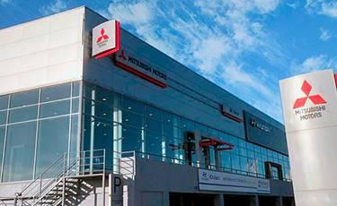 Mitsubishi, Новороссийск