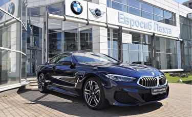 Евросиб Лахта (BMW)
