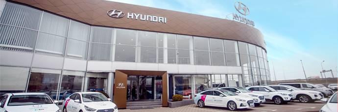 Hyundai, Дзержинского