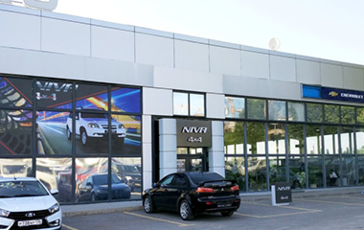 СКС-Лада Chevrolet NIVA