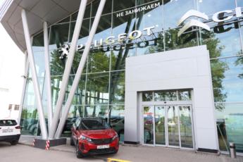 Евросиб Peugeot