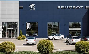 Peugeot ЮГ-Авто