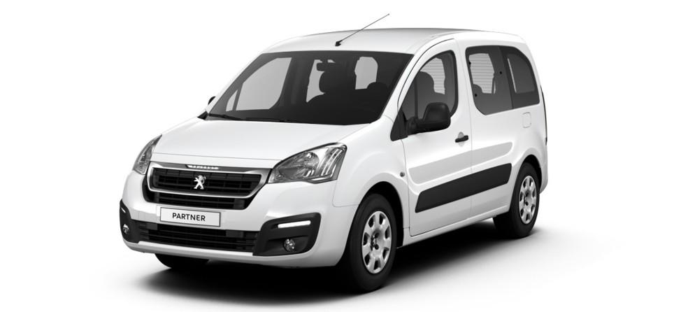 Peugeot Partner Crossway Компактвэн [[activeColor.Title]]