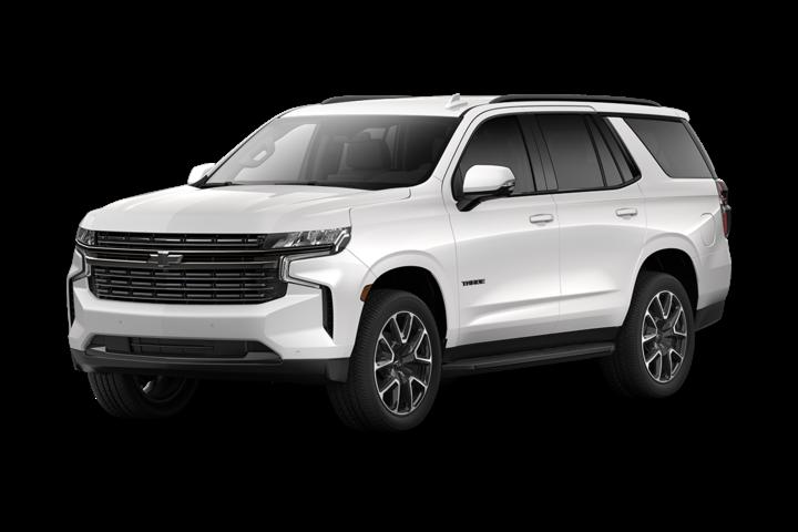 Chevrolet Tahoe Внедорожник [[activeColor.Title]]