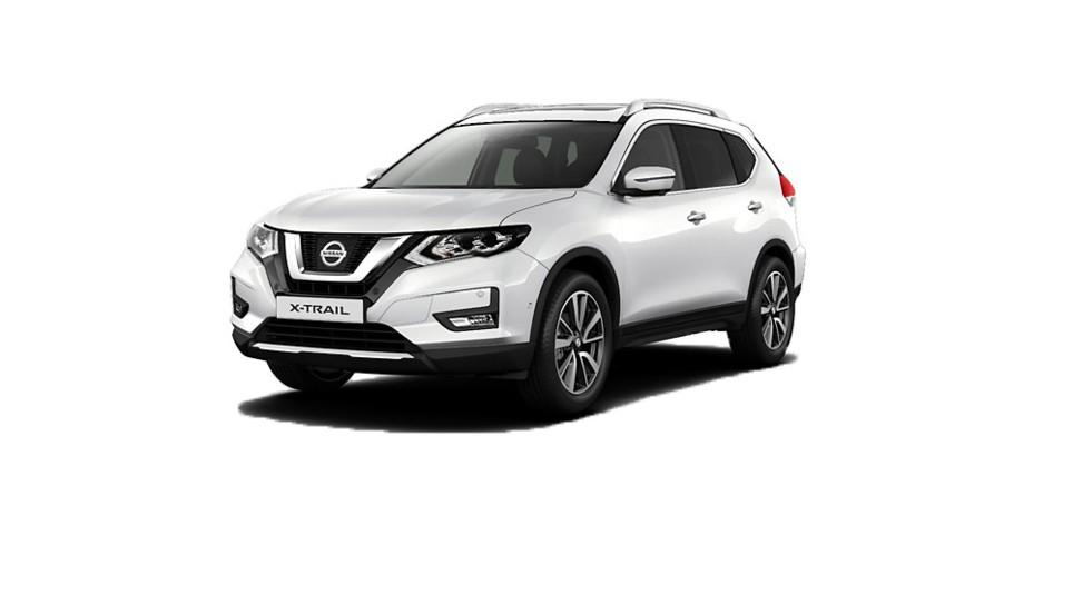 Nissan X-Trail Внедорожник [[activeColor.Title]]