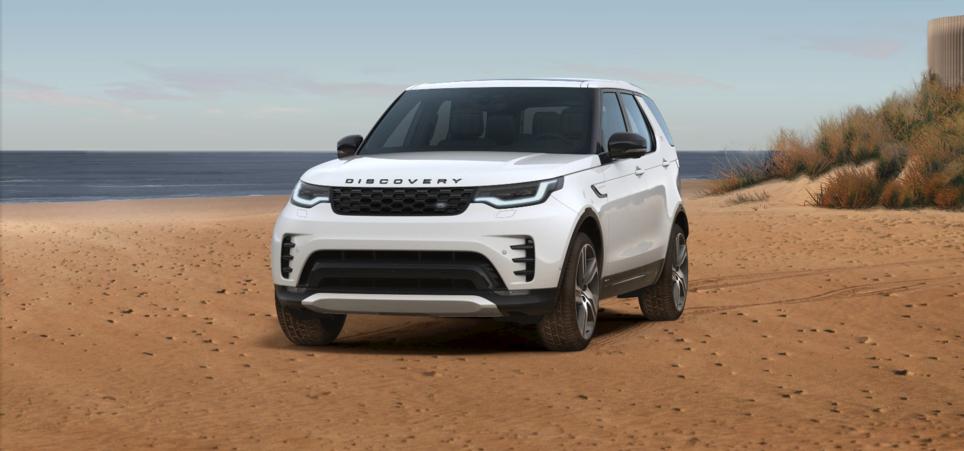 Land Rover DISCOVERY Внедорожник [[activeColor.Title]]