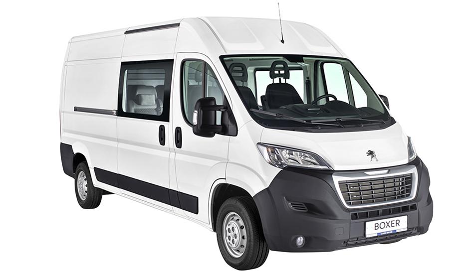 Купить автобус Peugeot Boxer в Тюмени!