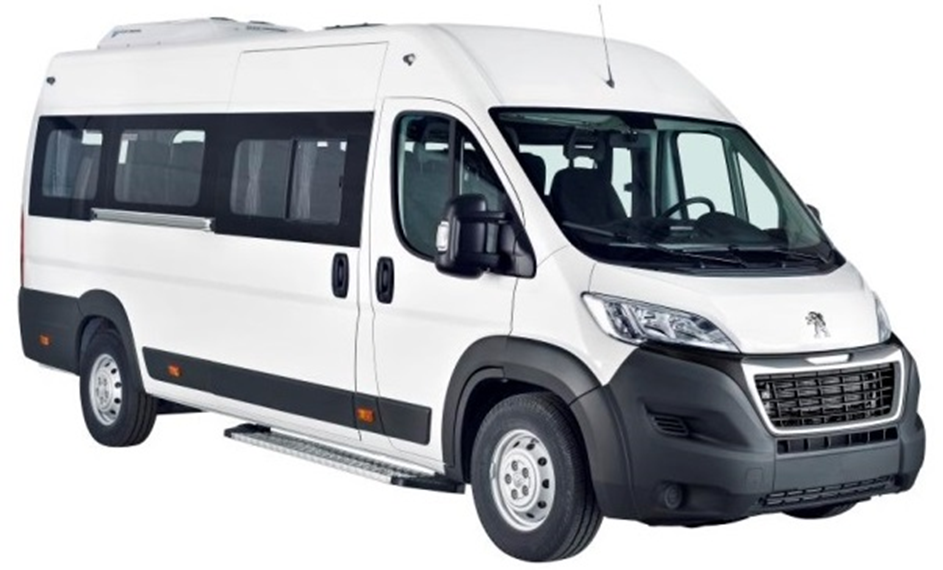 Peugeot Boxer Микроавтобус [[activeColor.Title]]
