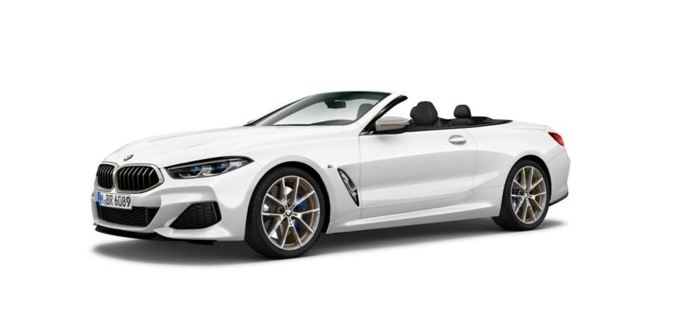 BMW 8 серии Кабриолет [[activeColor.Title]]