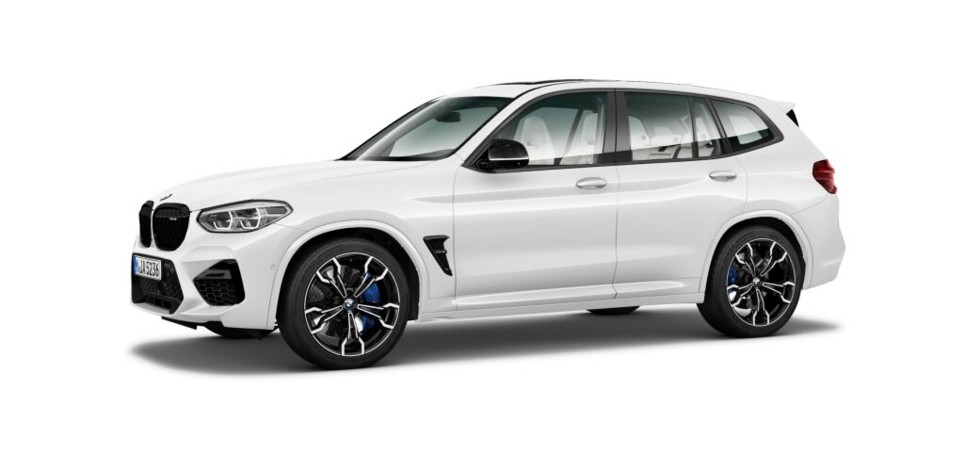 BMW X3 M Внедорожник [[activeColor.Title]]
