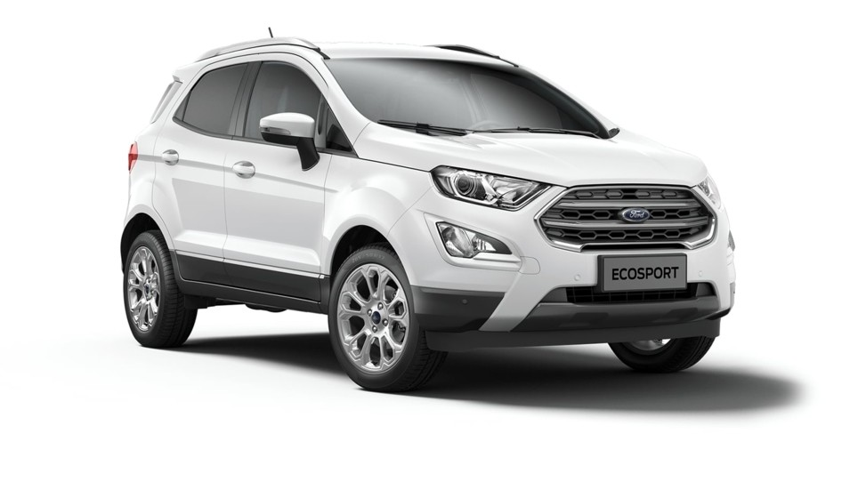 FORD ECOSPORT Кроссовер [[activeColor.Title]]